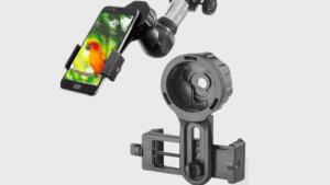 Best spotting scope phone adapter
